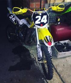Suzuki rm85,