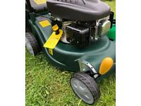 NEW self propelled petrol lawnmowers FREE local delivery & fuel can 98.5cc mower