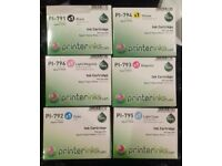 Epsom Stylus Photo 1400/1400 Printer Ink Cartridges