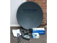 Large Satellite System