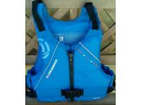 Crewsaver buoyancy aid. Size small/medium.Zip and straps ideal for kayaking.VGC