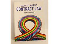 Elliot & Quinn's - Contract Law - Frances Quinn