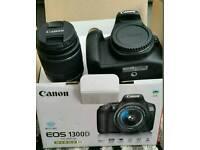 Canon 1300d kit
