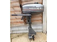 MARINER 2.5HP 2 STROKE OUTBOARD