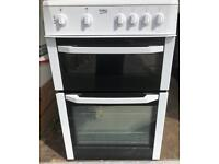 Beko new model ceramic electric 60cm cooker free delivery