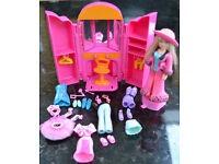 Polly Pocket Hair Salon