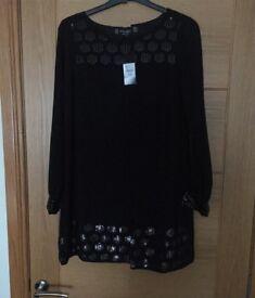Ben de Lis Black Dress