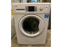 8kg Beko WMB81445LW A+++ Washing Machine with Local Free Delivery