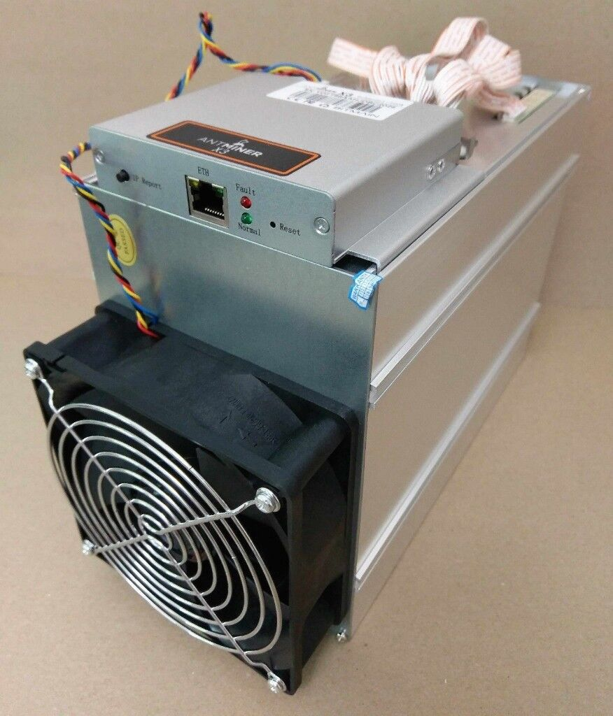 Bitmain Antminer T9+ 10 5 T/H Bitcoin / Bitcoin Cash Miner inc power