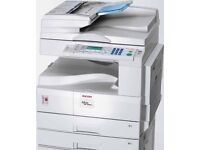 RICOH MPC2000 COLOUR PHOTOCOPIER