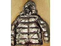 Moncler Black Down Maya Jacket Urgent selling