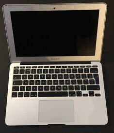 Apple MacBook Air 11.6; 1.7Ghz, Intel Core i5, 4GB RAM, 128GB SSD (Mid 2012) NEW BATTERY (12 CYCLES)