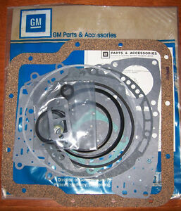 Trimatic-Gasket-Oring-Rebuild-Kit-EH-HR-HK-HT-HQ-HZ-WB-VB-VK-VL-LX-Genuine-GM