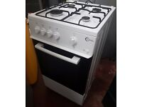 Flavel FSBG51 Gas Single Oven Cooker - LPG/Natural Gas - 50 cm width