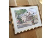 Watercolour Painting Kenwood House London