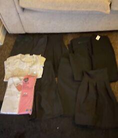 Girls bundle of school uniform age 11-12 yrs 11 item £7 for all
