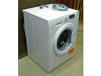 10 Mth Old Hotpoint Ultima '8.0kg-1400spin-A+++' Washing Machine