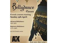learn how to SWING DANCE, SALSA DANCE and BELLYDANCE! 8 week courses starting soon!