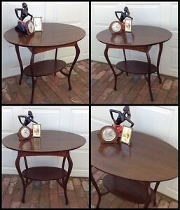 Gorgeous Antique Wooden Occasional / Hall Table Koondoola Wanneroo Area Preview