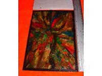Plasticine effect By M.C.A. deep colours.