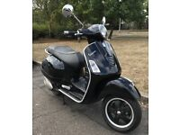 Vespa GTS 125 SUPER IE MOT 1499£ 07577912908