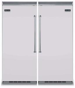 Combo Réfrigérateur + Congélateur Professionnels, Stainless, Brigade