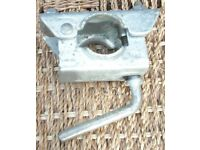 Jockey wheel clamp can be used on any trailer, boat,caravan