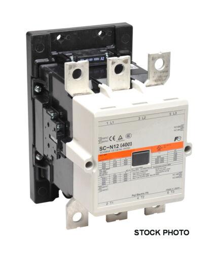 AUTOMATION DIRECT 3NC5H0Q22 FUJI IEC CONTACTOR 361A  NON-REVERSING