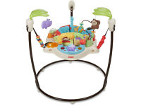 Fisher-Price Luv U Zoo Jumperoo, utterly brilliant, son loved it, safe and secure, stimulating