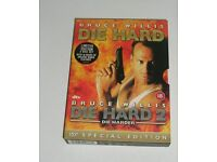 ORIGINAL DIE HARD DVDS 1 - 5