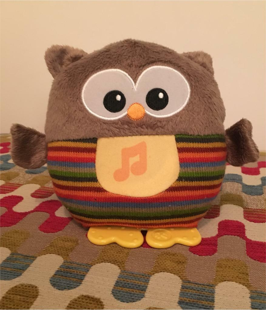 Fisher Price musical owl