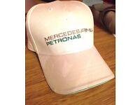 Official Mercedes Formula One Baseball Cap