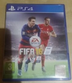 ***PS4 FIFA 16***