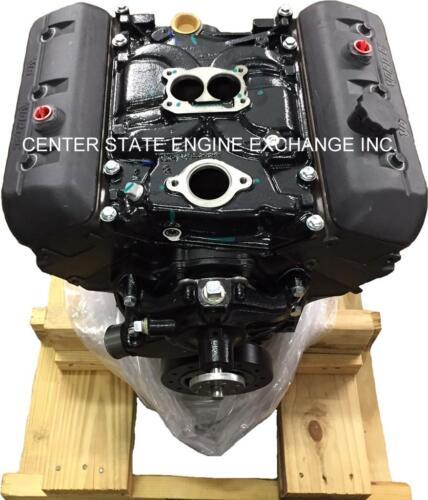 Reman GM 4.3L, V6 Vortec Marine Engine W/ Intake. Replaces