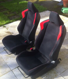 Toyota GT86 Sport seats, racing seats, brand new.
