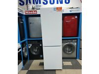wd4098 white indesit 50/50 fridge freezer with manufacturers warranty can be delivered or collected