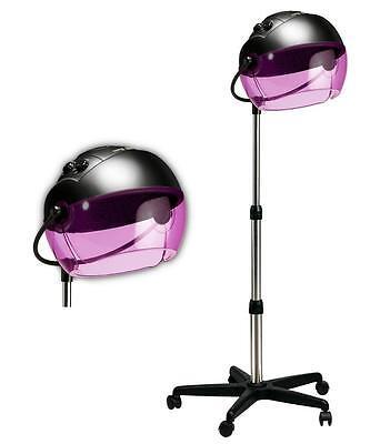 Hot Tools 1059 Portable Rolling Salon Hair Dryer التورمالين الأيوني بونيه هود