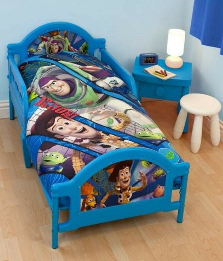 Toddler Toy Story bed frame | in Poole, Dorset | Gumtree