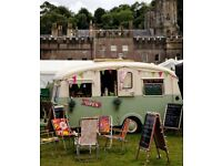 Beautiful Vintage Caravan - Mobile Coffee Van - FOR SALE - Mobile Catering, Events, Festivals
