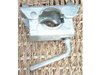 Jockey wheel clamp can be used on any trailer, boat,caravan