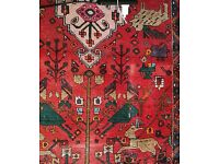 Beautiful Persian rug antique