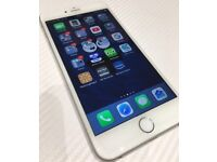 iPhone 6s 128GB Silver Unlocked - Fantastic Condition