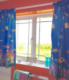 Curtains- Bathroom curtains