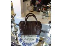 New Leather Rowallan handbag