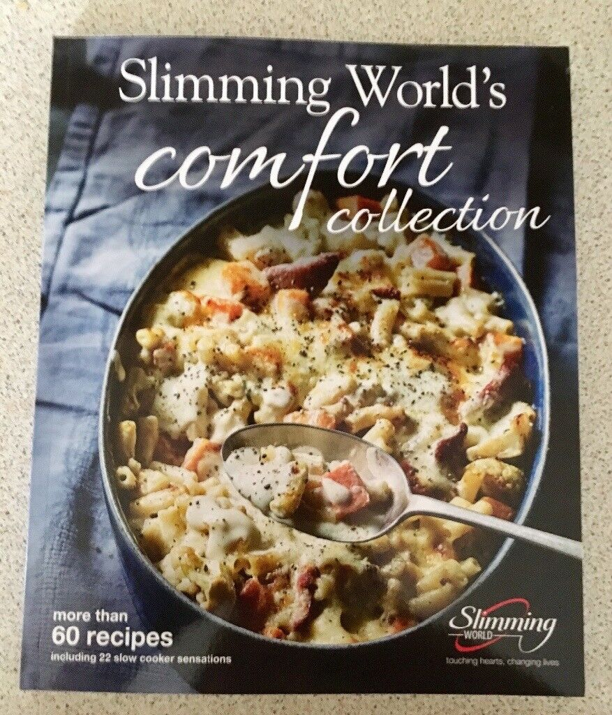 Slimming world comfort collection recipe book in bournemouth slimming world comfort collection recipe book forumfinder Images