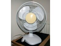 "Desk Fan 12"" 40 Watt"