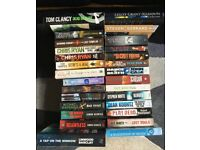 SELECTION OF BOOKS AND DVD'S