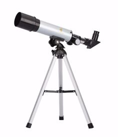 High Powered Entry Level Astronomers Telescope NEW
