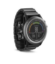 Garmin Fenix 3 Sapphire GPS Multisport Watch wth HRM-RUN