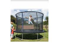 Brand new in box!! 10ft Trampoline with Enclosure!!